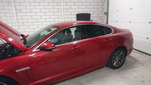 jaguar, hexis,car wrapping, car wrap