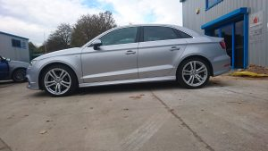audi a3, suntek, car tints